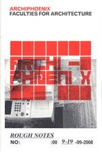 ARCHIPHOENIX – Faculties for Architecture