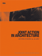 Joint Action in Architecture – Getting Political Again