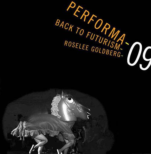 Performa 09: Back to Futurism