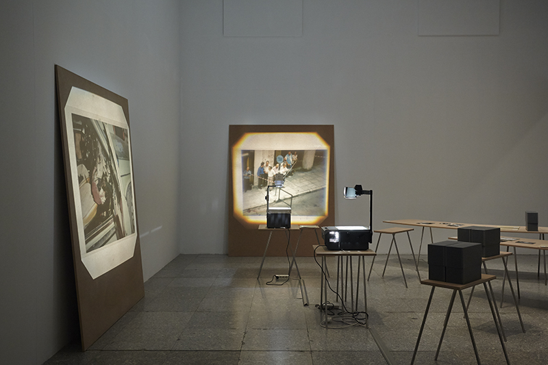 Studio Miessen The precarious archive